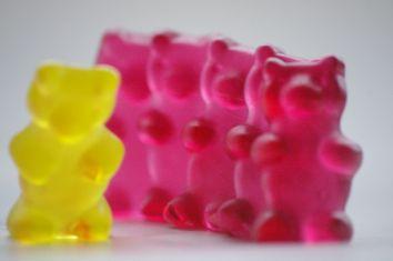 Gummibärchen Mobbingsituation